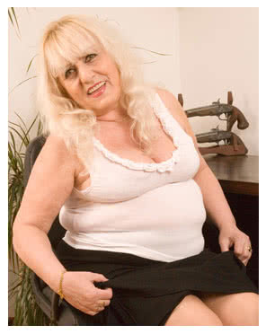 Big chubby mature woman from Scotland